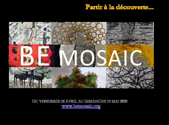 BEMOSAIC 2019 Affiche